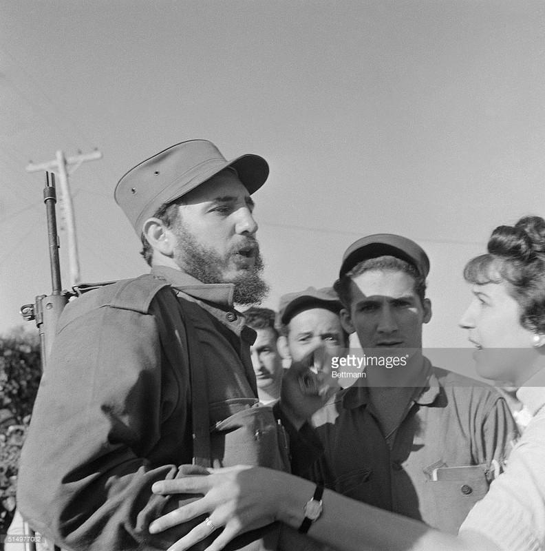 Anh lich su it biet ve lanh tu Cuba Fidel Castro (1)-Hinh-2