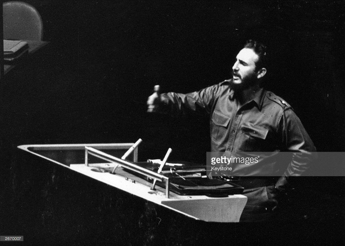 Anh lich su it biet ve lanh tu Cuba Fidel Castro (1)-Hinh-8