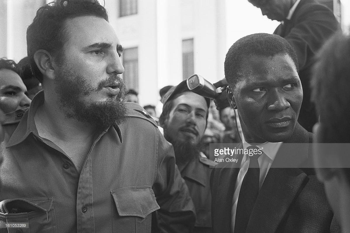 Anh lich su it biet ve lanh tu Cuba Fidel Castro (1)-Hinh-9