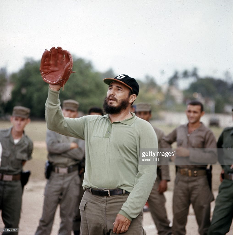 Anh lich su it nguoi biet ve lanh tu Fidel Castro (2)-Hinh-10