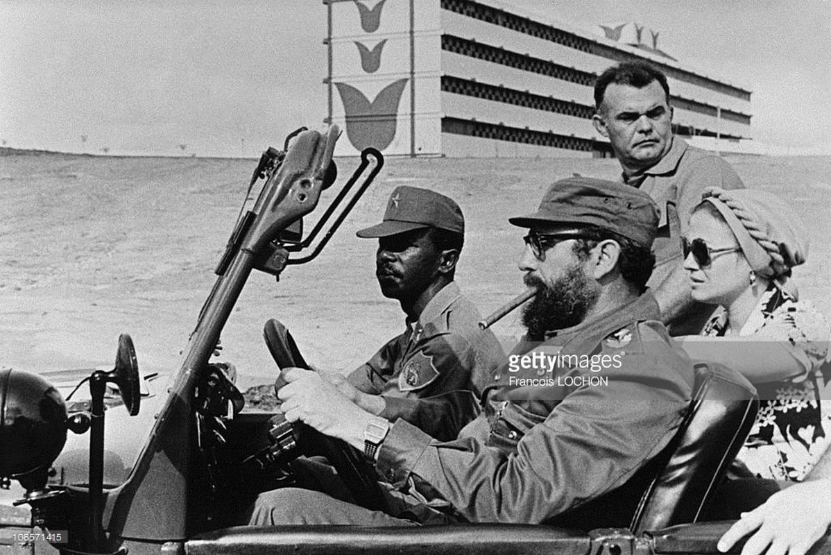 Anh lich su it nguoi biet ve lanh tu Fidel Castro (2)-Hinh-12