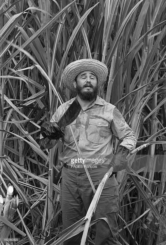 Anh lich su it nguoi biet ve lanh tu Fidel Castro (2)-Hinh-6