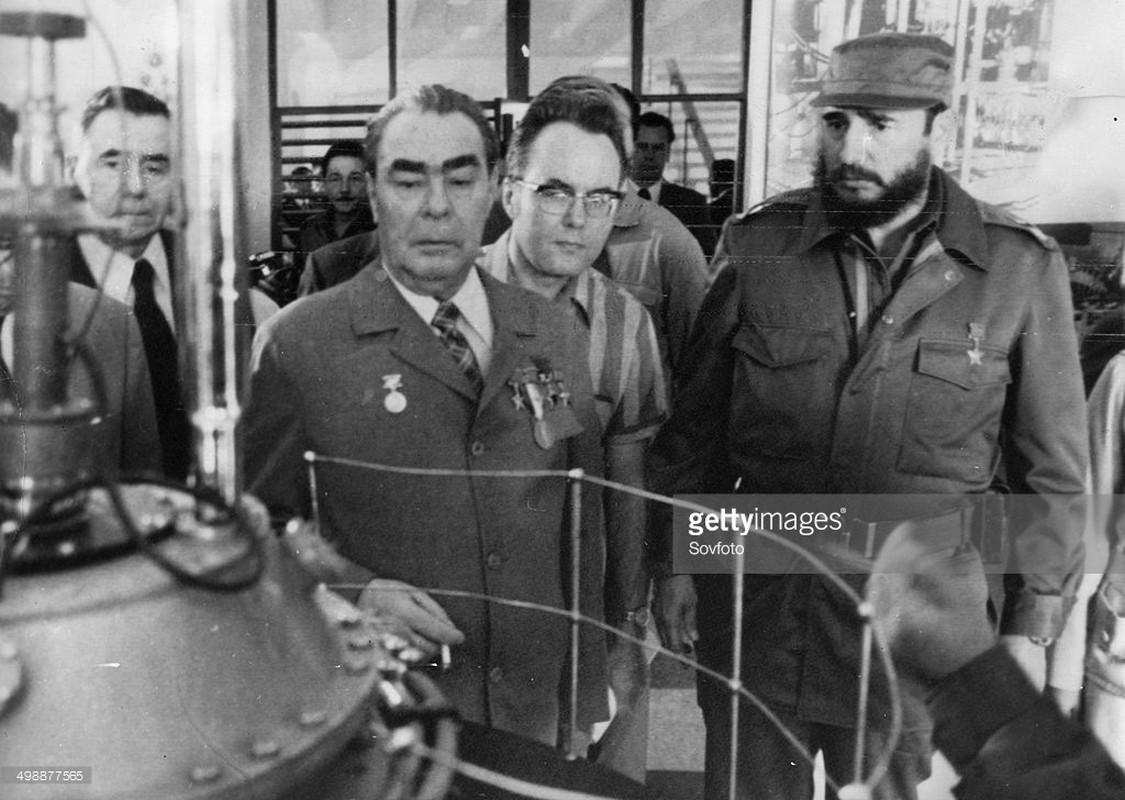 Anh lich su it nguoi biet ve lanh tu Fidel Castro (2)-Hinh-9