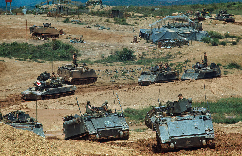 Chien tranh Viet Nam qua loat anh it nguoi biet (1)-Hinh-4