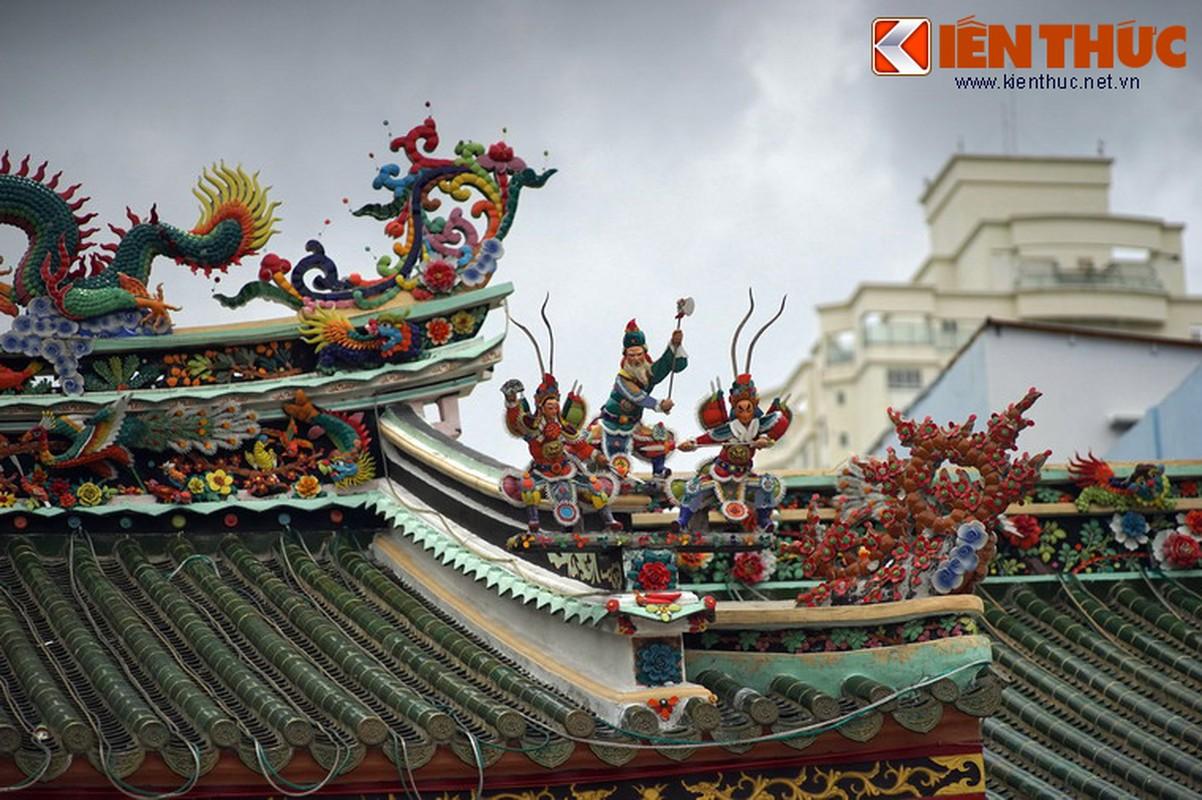 Ngam hoi quan cuc trang le cua nguoi Hoa Cho Lon-Hinh-26