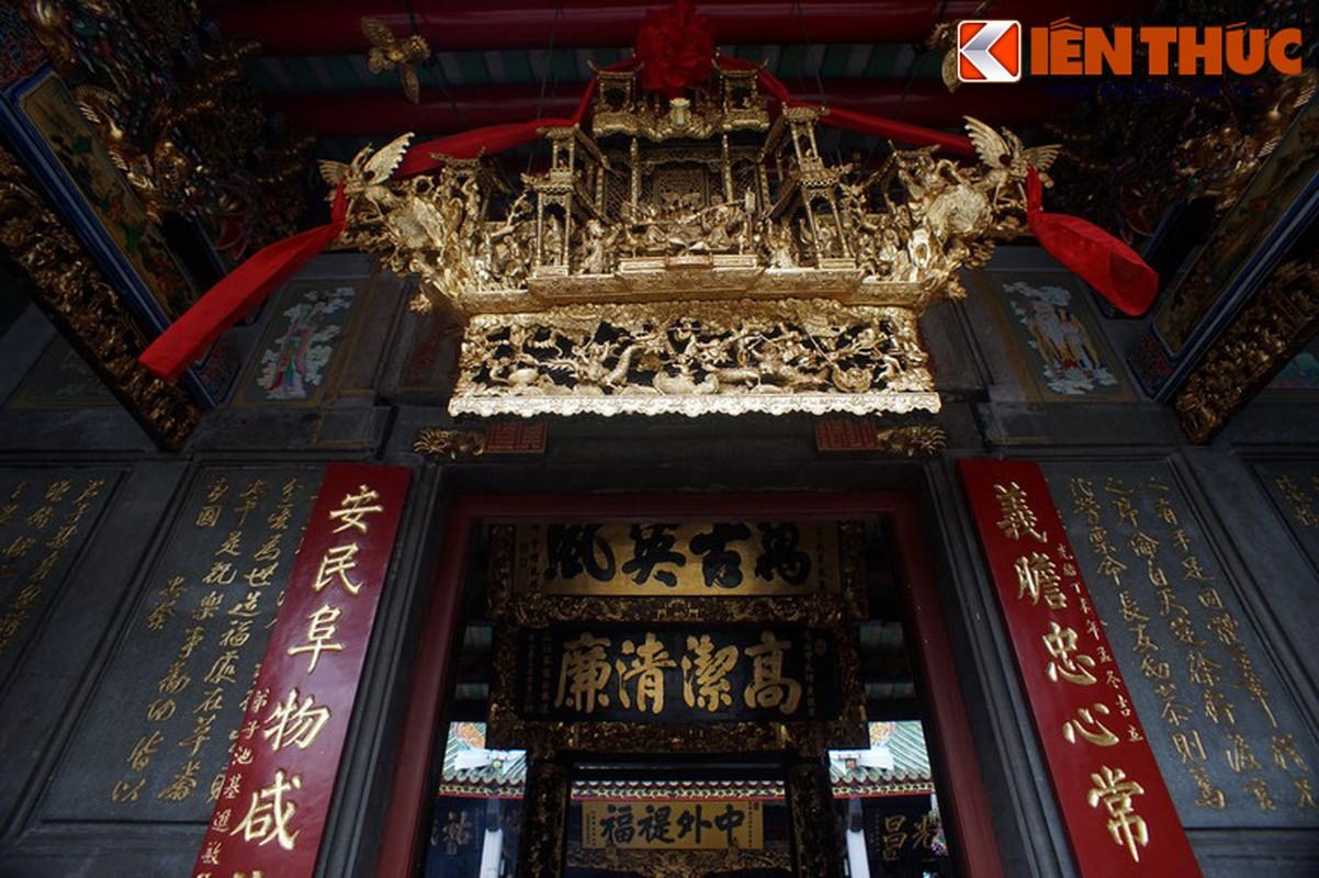 Ngam hoi quan cuc trang le cua nguoi Hoa Cho Lon-Hinh-32