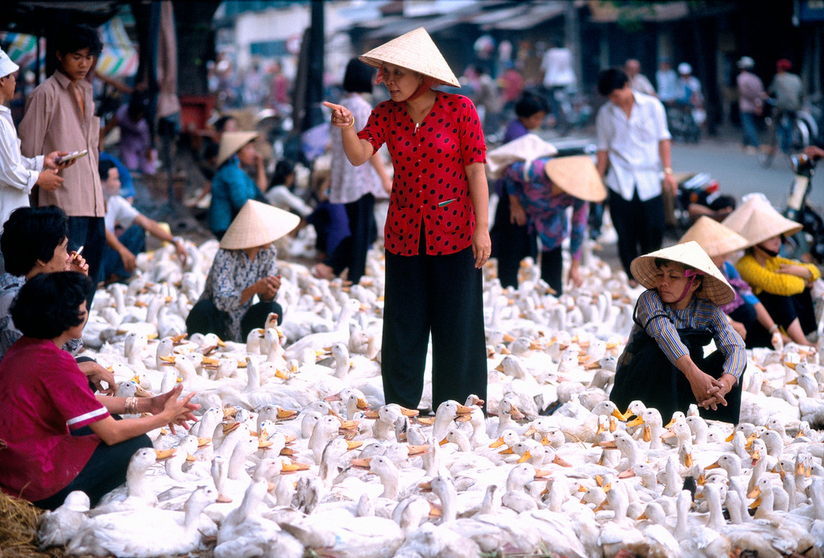 Viet Nam cuoi thap nien 1990 trong anh cua Hiroji Kubota (1)-Hinh-5