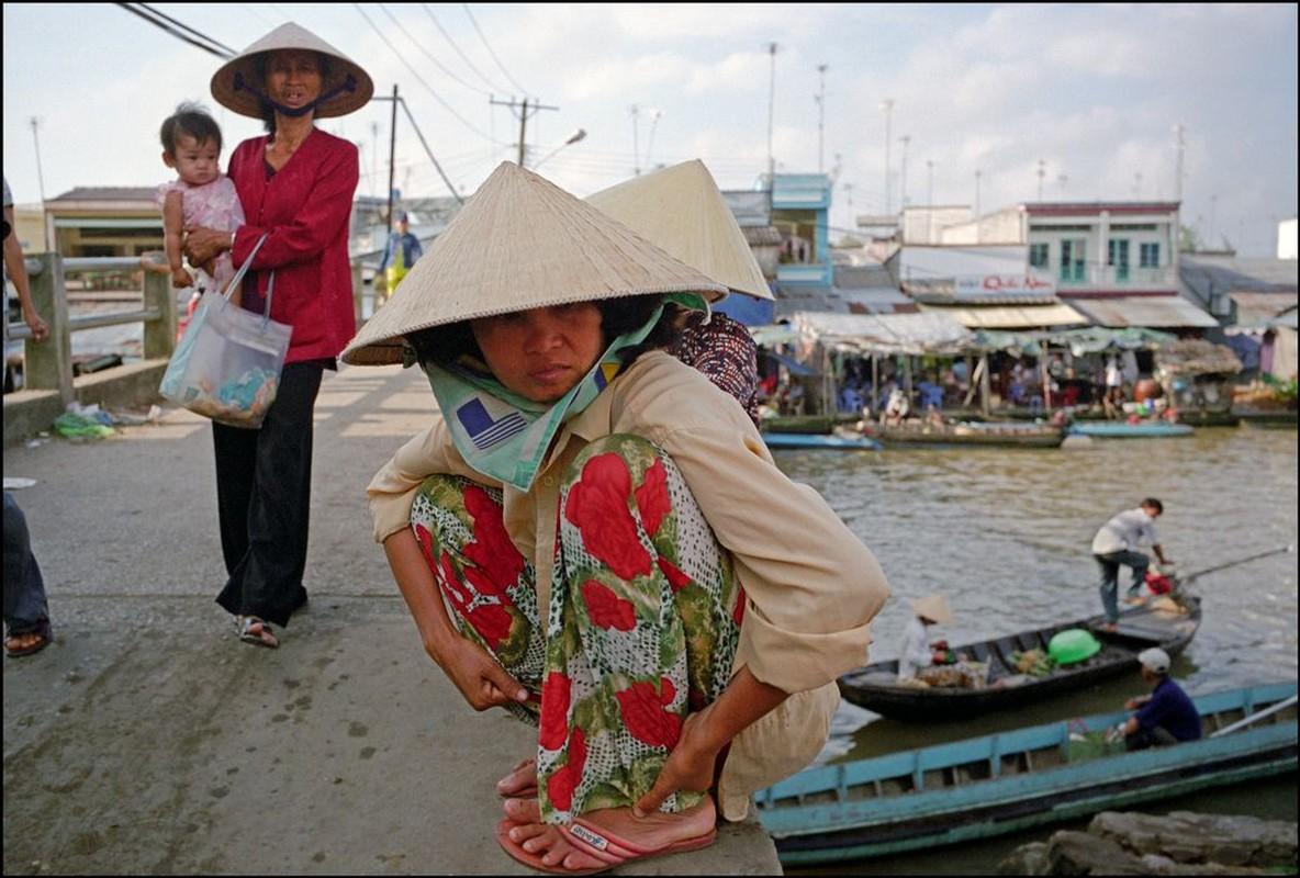 Anh de doi ve mien Tay Nam Bo 10 nam truoc (2)-Hinh-5