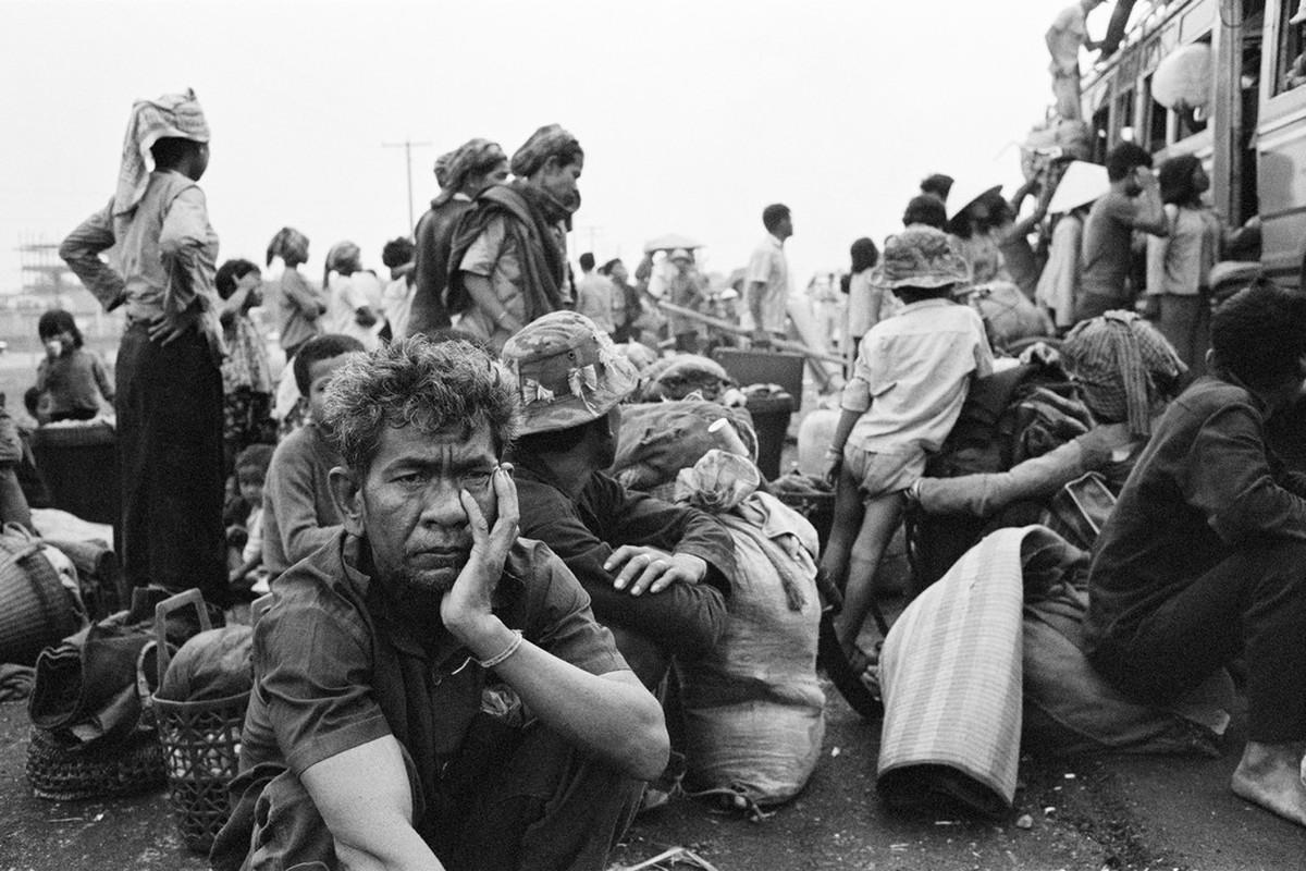 Nhung ngay cuoi cua chien tranh Viet Nam qua anh Hiroji Kubota (1)-Hinh-4