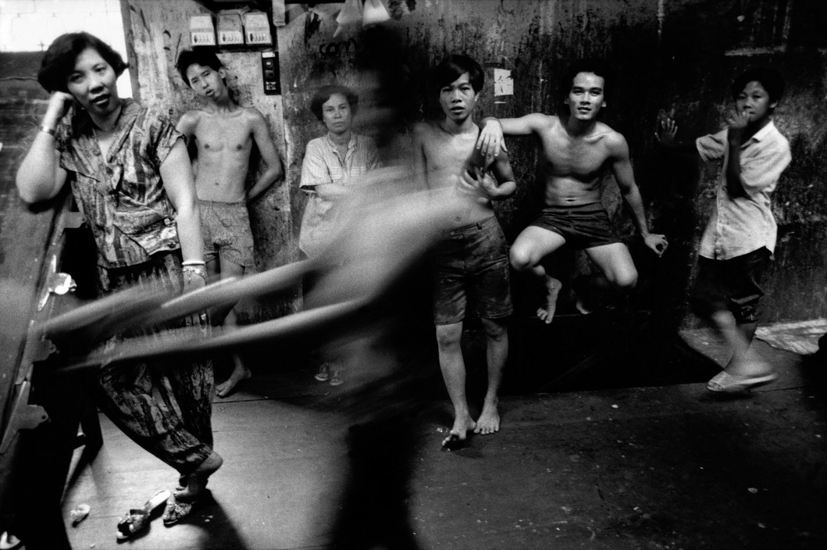 Cuoc song o Cho Lon nam 1991 qua anh Patrick Zachmann (2)-Hinh-6