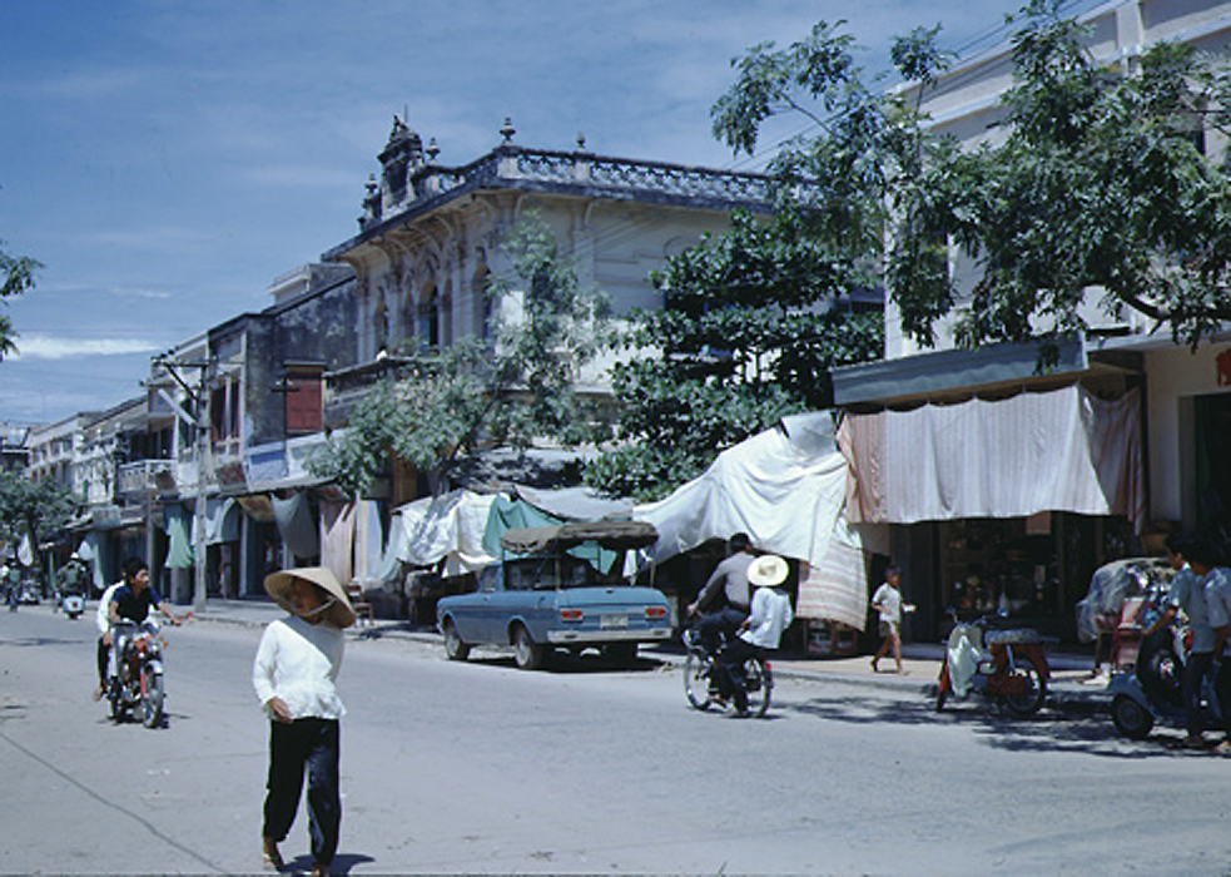 Nha Trang nam 1967 trong anh cua Jeannie Christie-Hinh-4