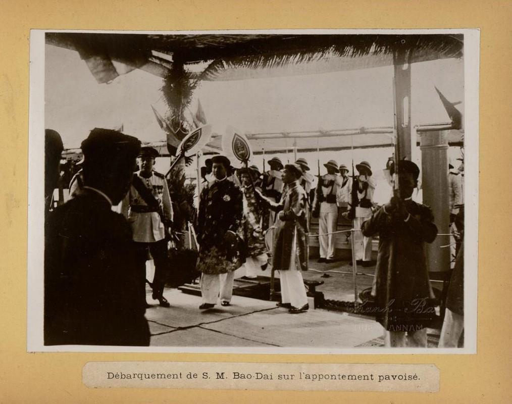 Anh doc: Vua Bao Dai ve nuoc sau 10 nam du hoc (1)-Hinh-6