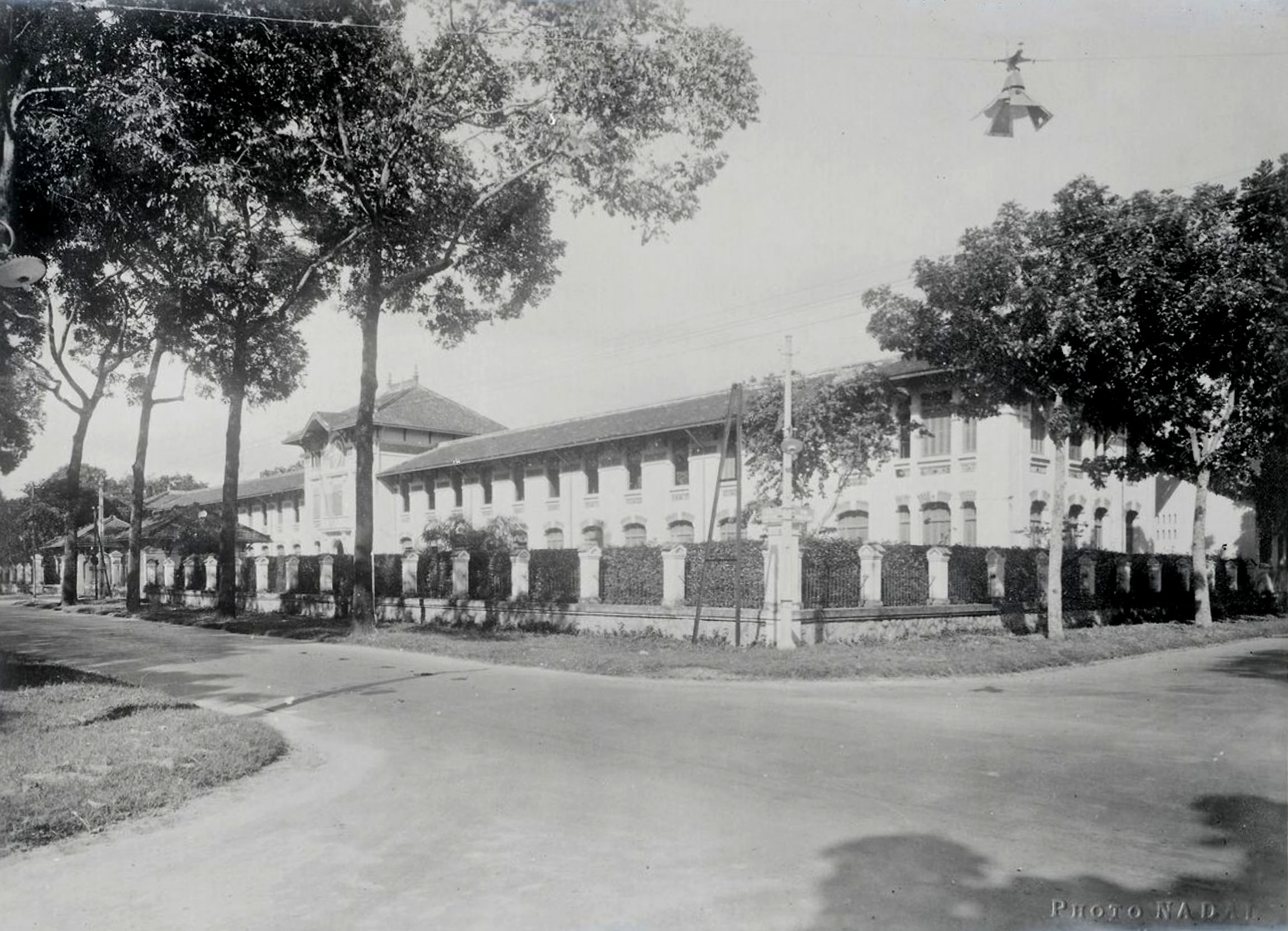 Loat anh doc ve cac truong hoc o Sai Gon thap nien 1920-Hinh-10