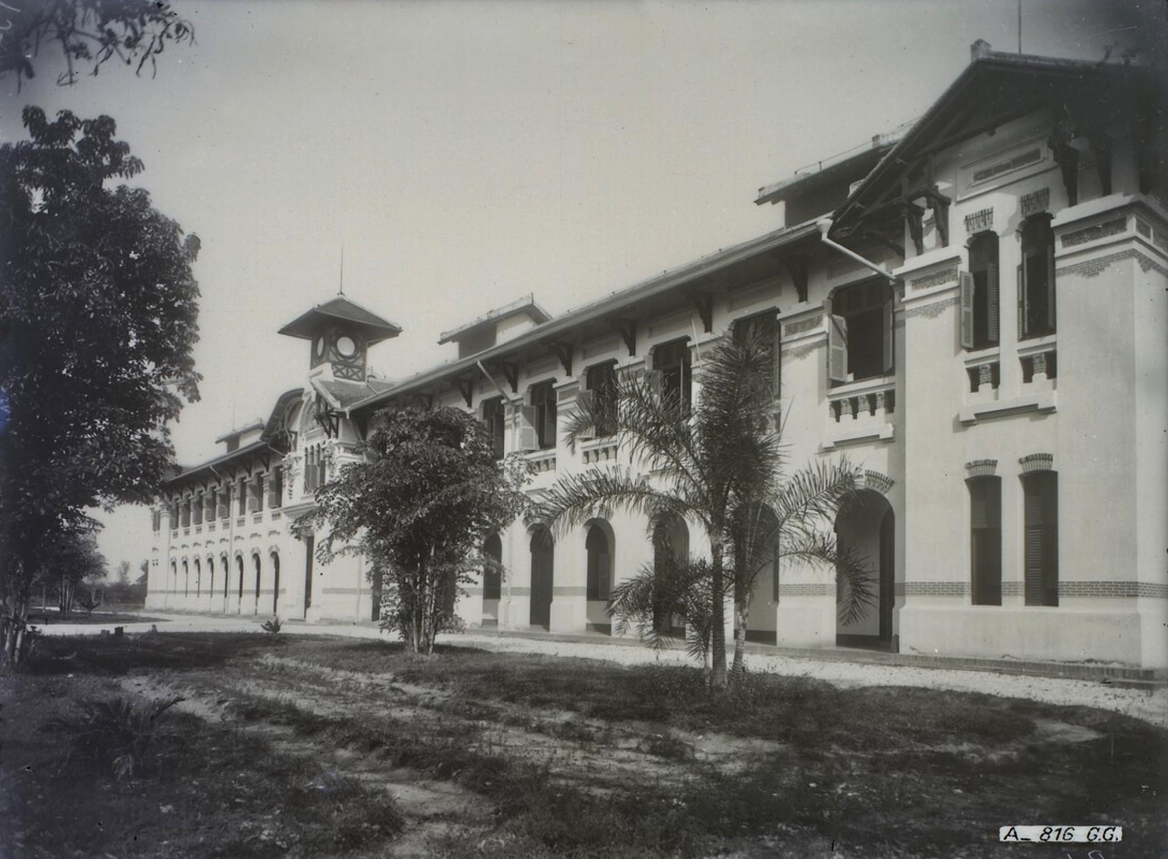Loat anh doc ve cac truong hoc o Sai Gon thap nien 1920-Hinh-9