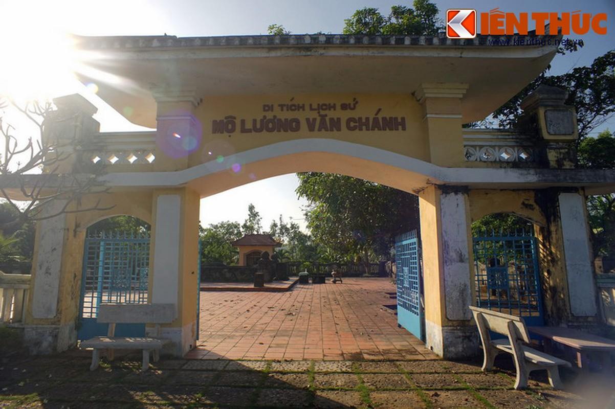Kham pha lang mo 400 nam cua nguoi mo dat Phu Yen