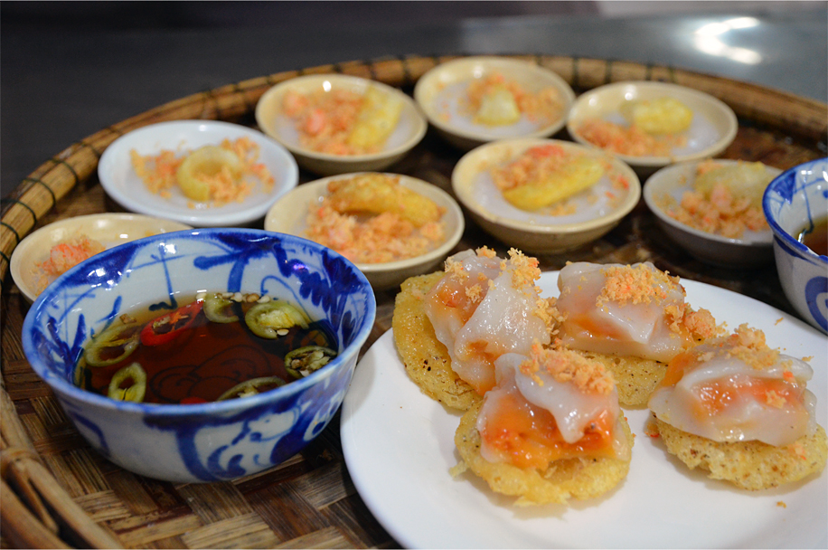 An tuong mon ngon Hue-Hoi An qua ong kinh blogger Hong Kong