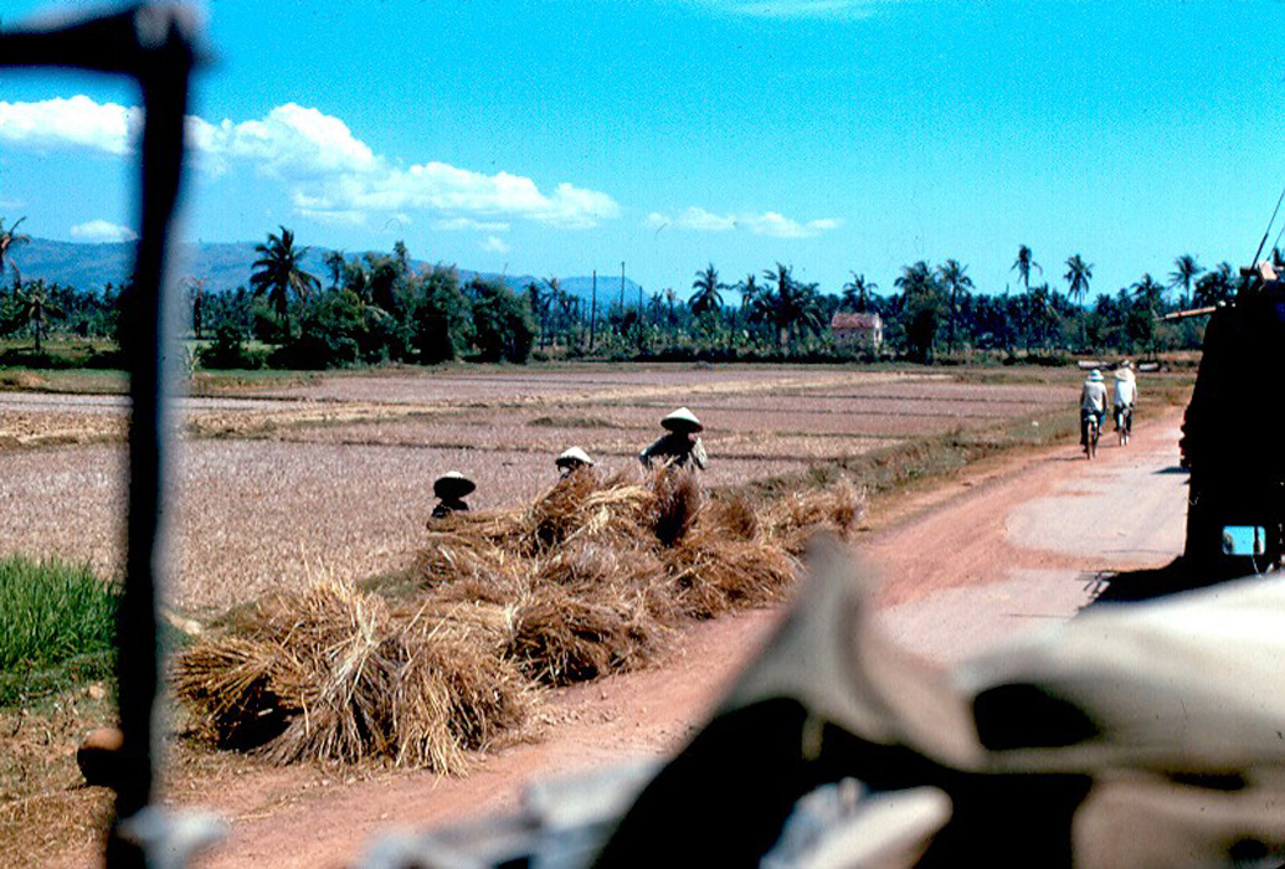 Anh hiem: Binh Dinh nam 1967 qua ong kinh John Hack-Hinh-12