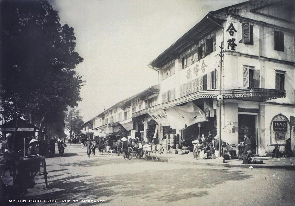 My Tho thap nien 1920 qua anh cua nguoi Phap