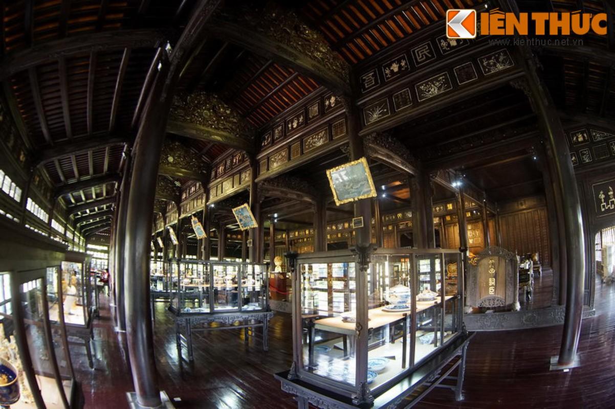 Dang cap de vuong cua bao tang co xua nhat xu Hue (Phan 1)-Hinh-4