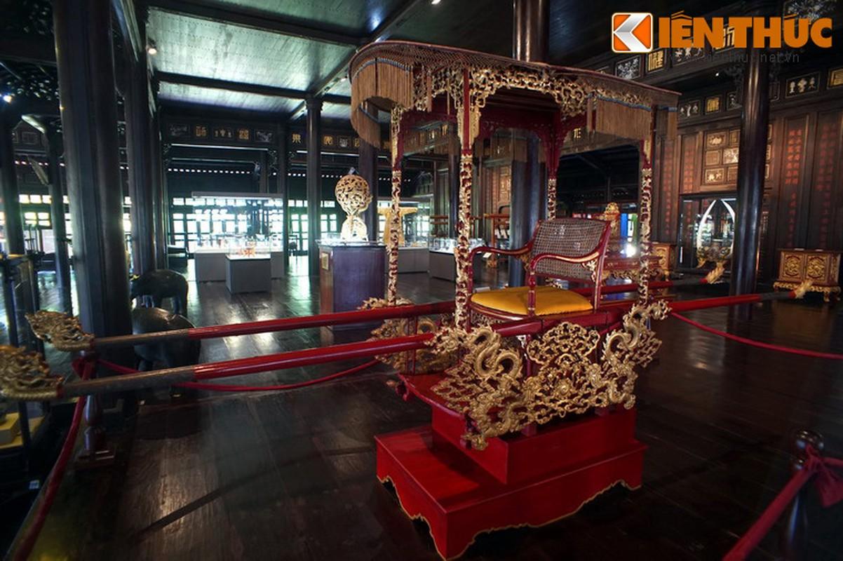 Dang cap de vuong cua bao tang co xua nhat xu Hue (Phan 1)-Hinh-8
