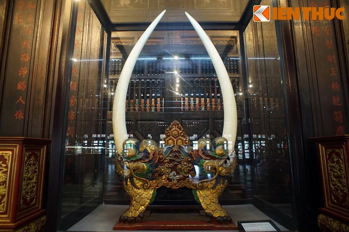 Dang cap de vuong cua bao tang co xua nhat xu Hue (Phan 2)-Hinh-8