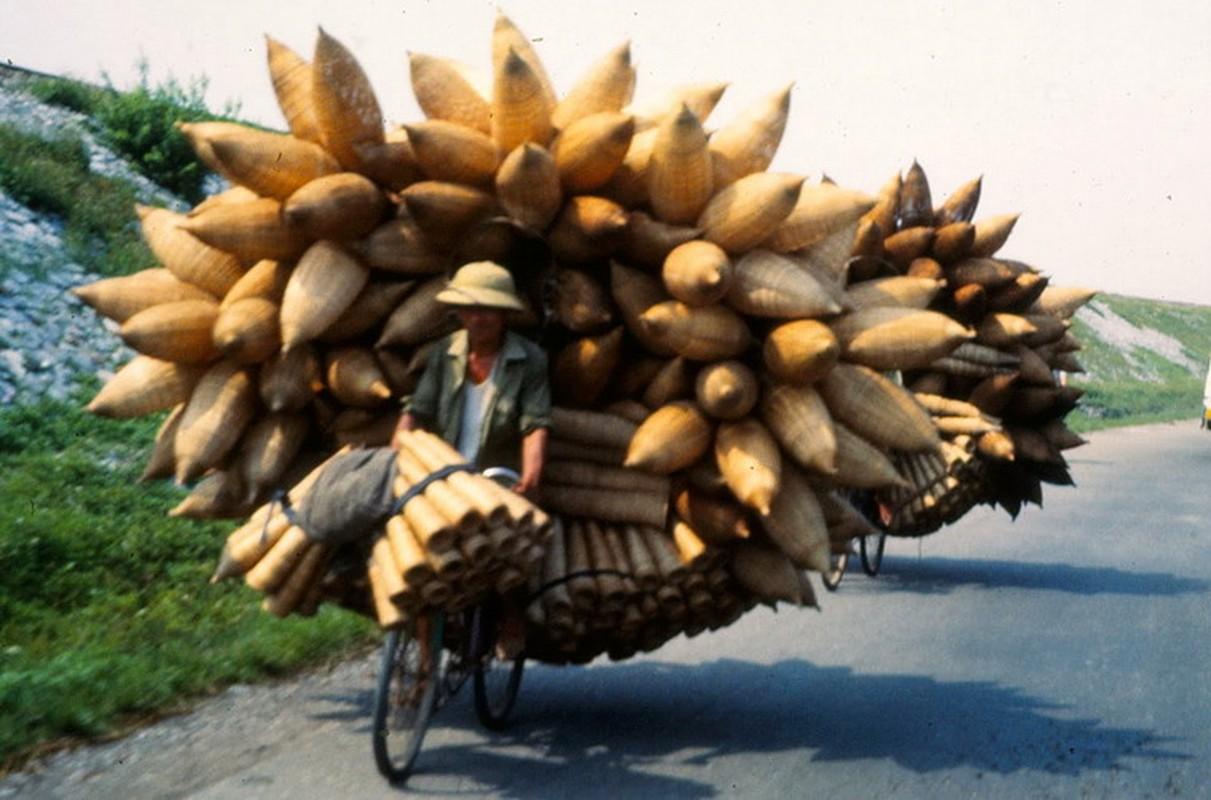 Anh cuc doc ve xe dap o Ha Noi nam 1990-Hinh-3