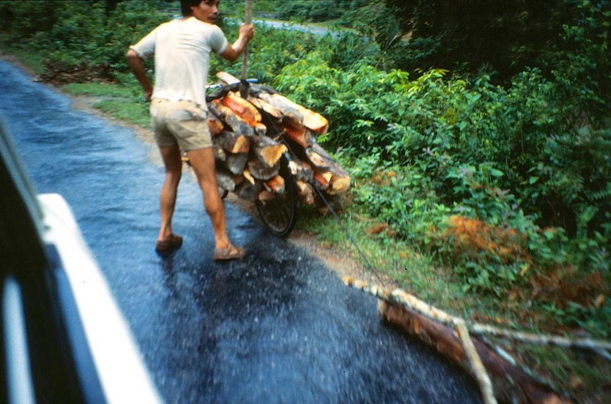 Anh cuc doc ve xe dap o Ha Noi nam 1990-Hinh-4
