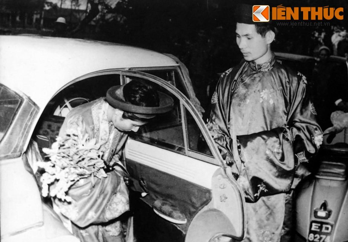 Anh doc ve mot dam cuoi cua nguoi giau o Hue nam 1969-Hinh-10
