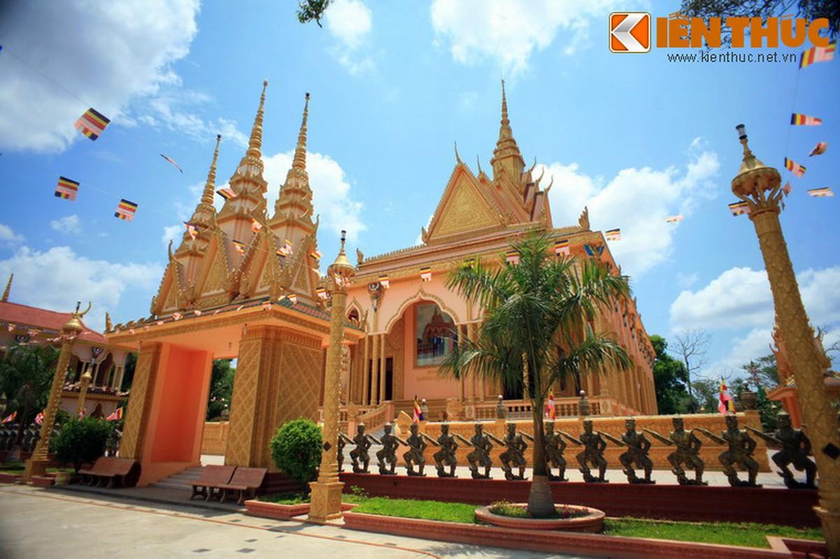 Dieu dac biet o ngoi chua Khmer dac sac nhat Nam Bo-Hinh-16