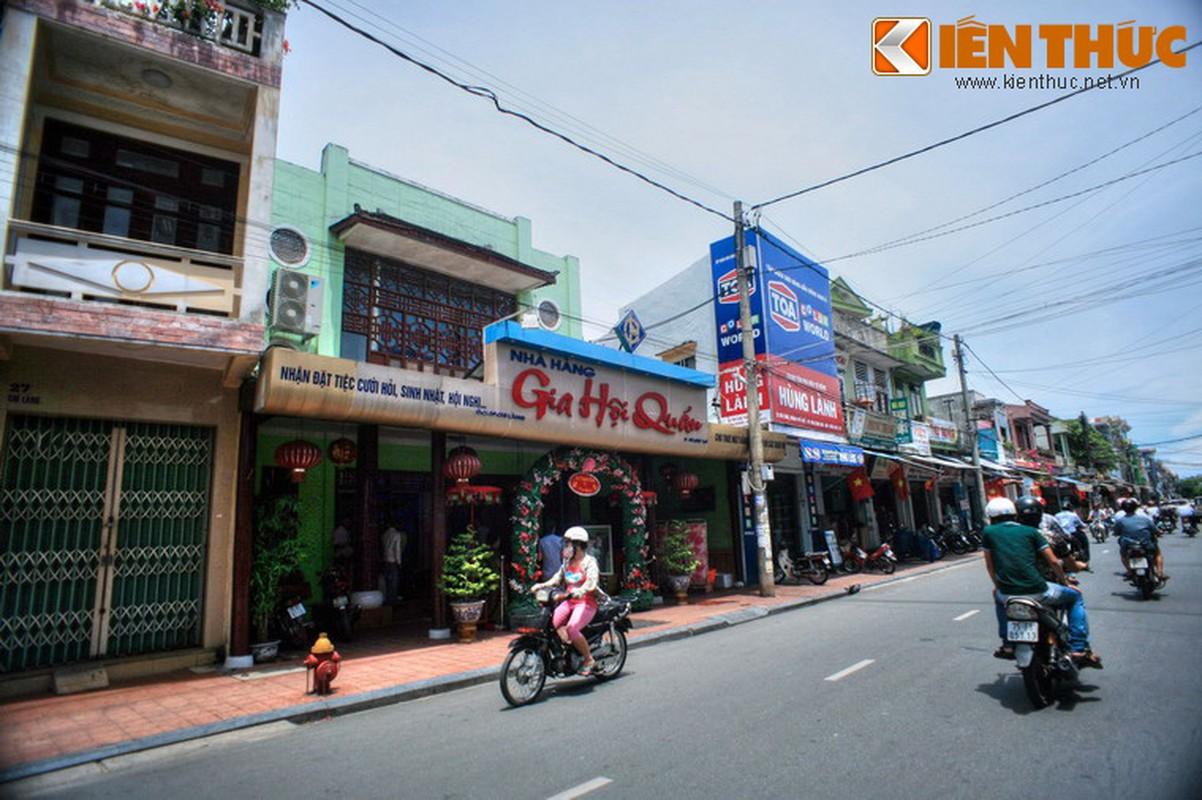 Giai bi an tram nam trong khu pho Tau dac biet o Hue