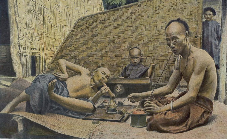 Anh to mau cuc quy ve Dong Duong nam 1903-Hinh-7
