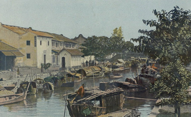 Anh to mau cuc quy ve Dong Duong nam 1903