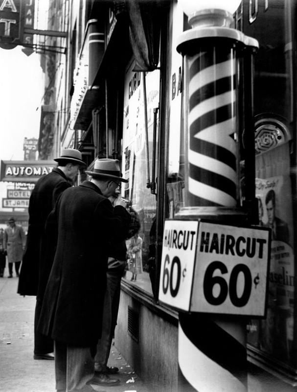 Tan muc cuoc song o New York thap nien 1940 - 1950