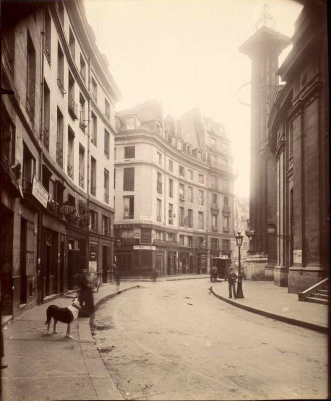 Ngo ngang dien mao thanh pho Paris thap nien 1900-Hinh-10