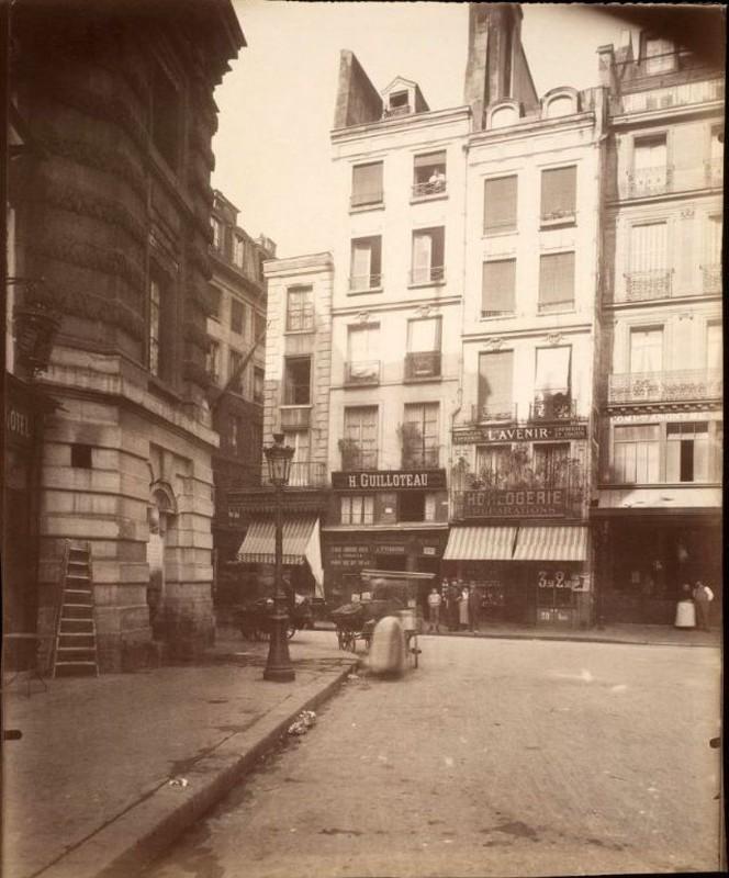 Ngo ngang dien mao thanh pho Paris thap nien 1900-Hinh-11