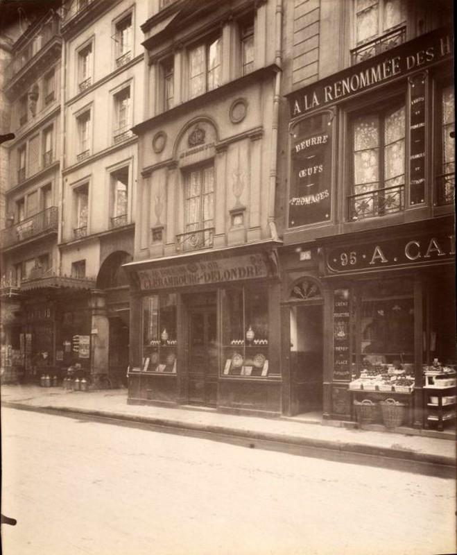Ngo ngang dien mao thanh pho Paris thap nien 1900-Hinh-12