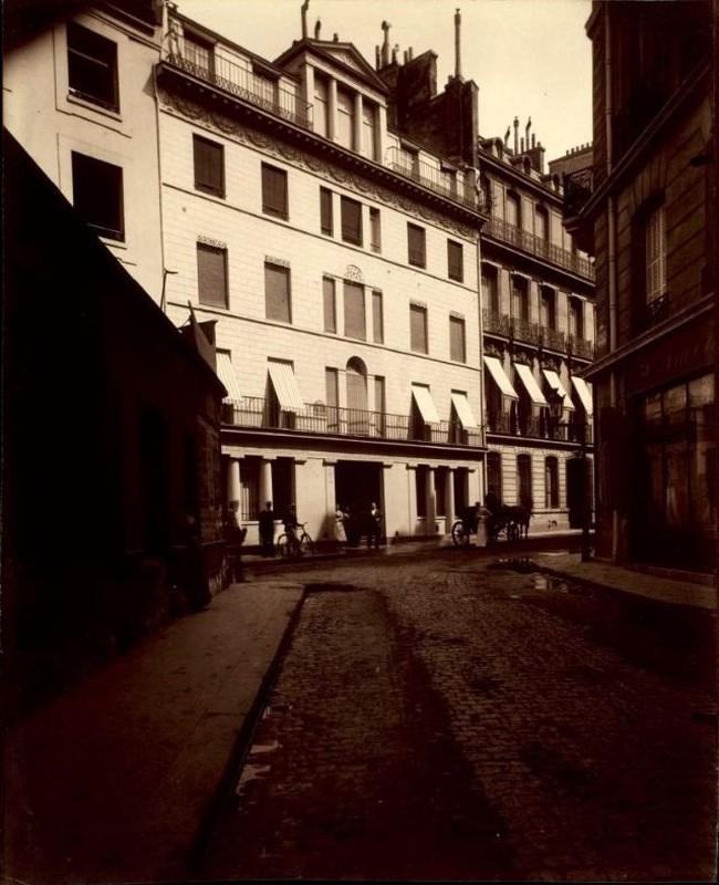 Ngo ngang dien mao thanh pho Paris thap nien 1900-Hinh-4