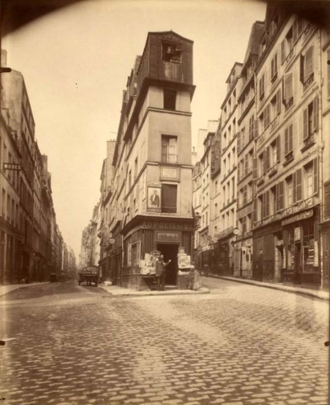 Ngo ngang dien mao thanh pho Paris thap nien 1900-Hinh-9
