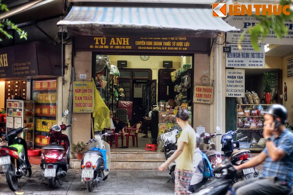 """Ngat ngay giua con pho co mui """"nong nan"""" nhat Ha Noi-Hinh-9"""
