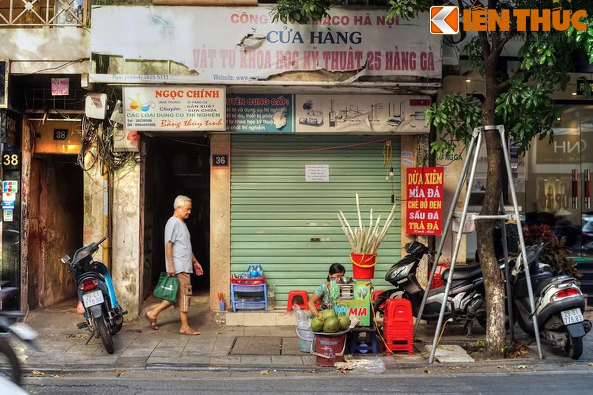 Bi mat chua tung he lo ve pho Hang Ga tru danh Ha Noi-Hinh-12