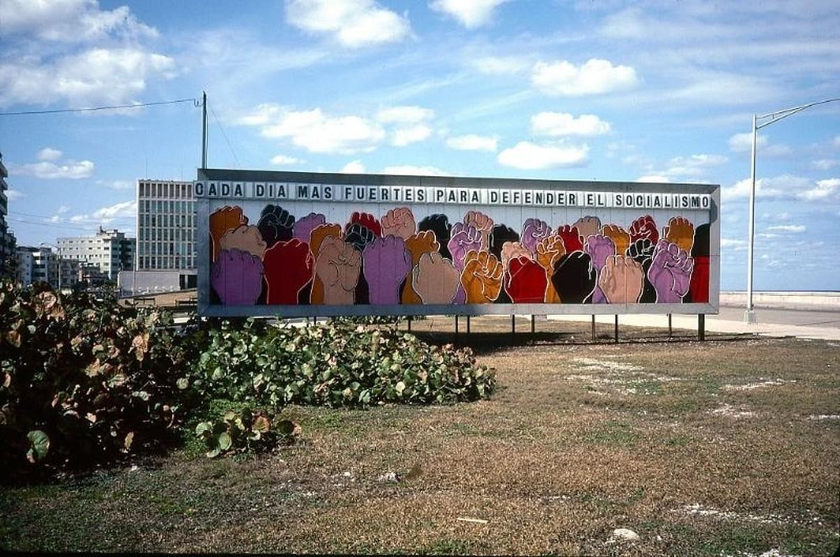 Lang ngam cuoc song thanh binh o Cuba nam 1983-Hinh-11