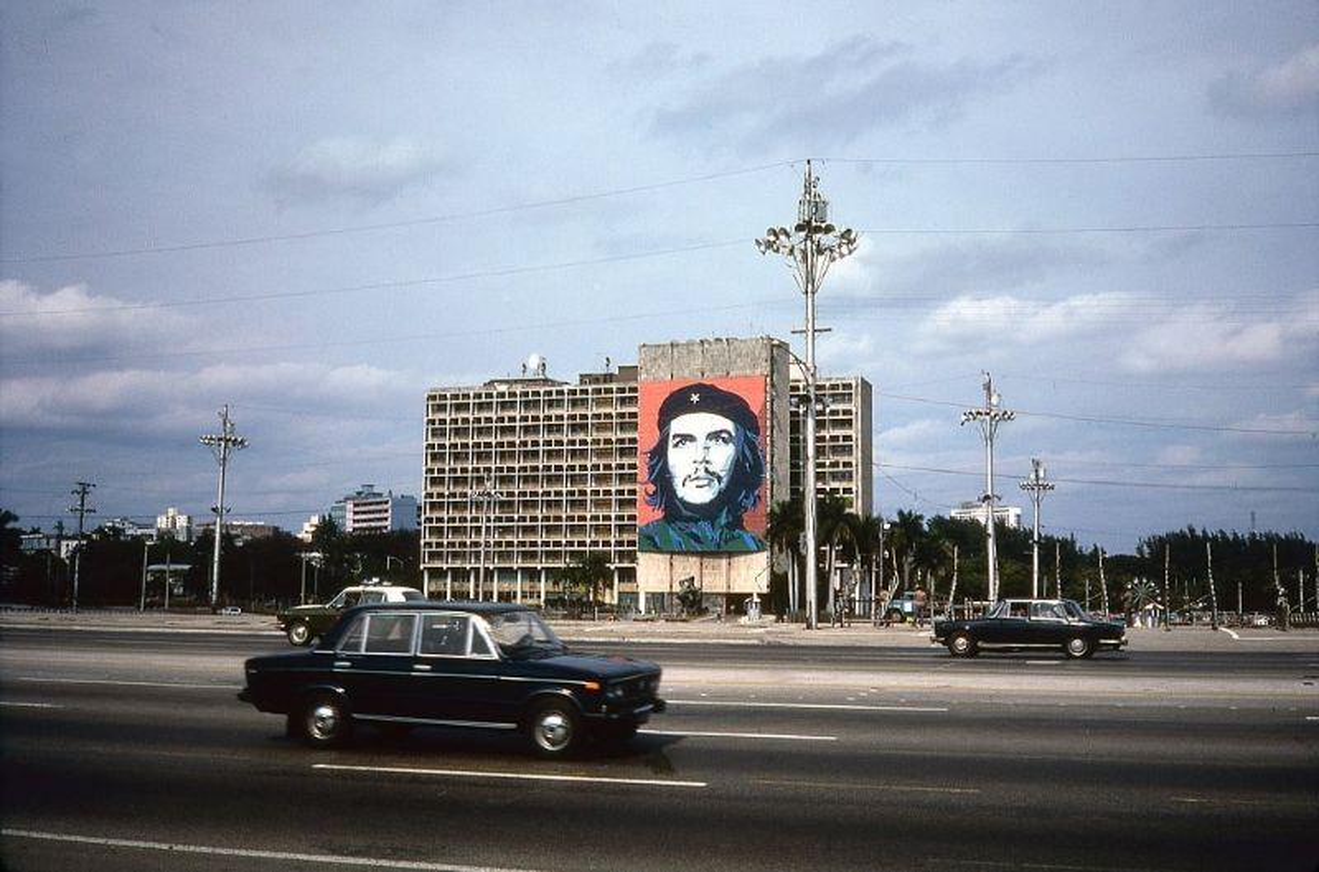 Lang ngam cuoc song thanh binh o Cuba nam 1983-Hinh-13