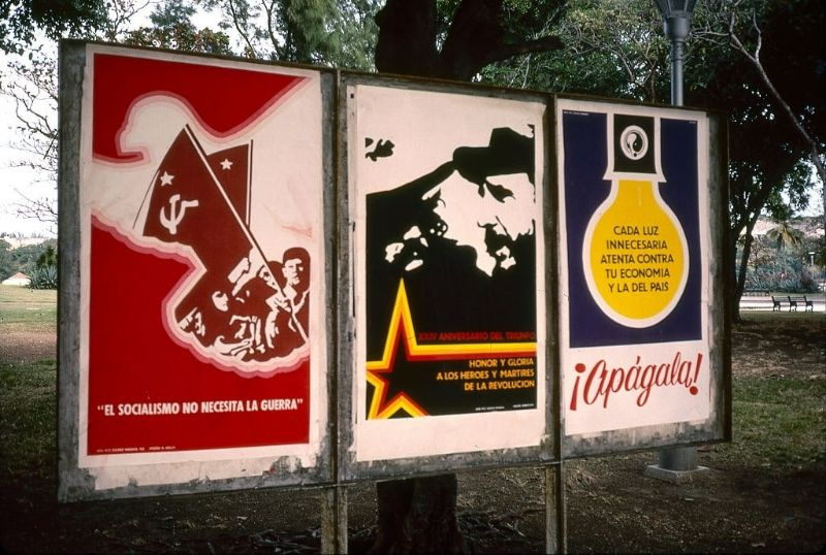 Lang ngam cuoc song thanh binh o Cuba nam 1983-Hinh-15