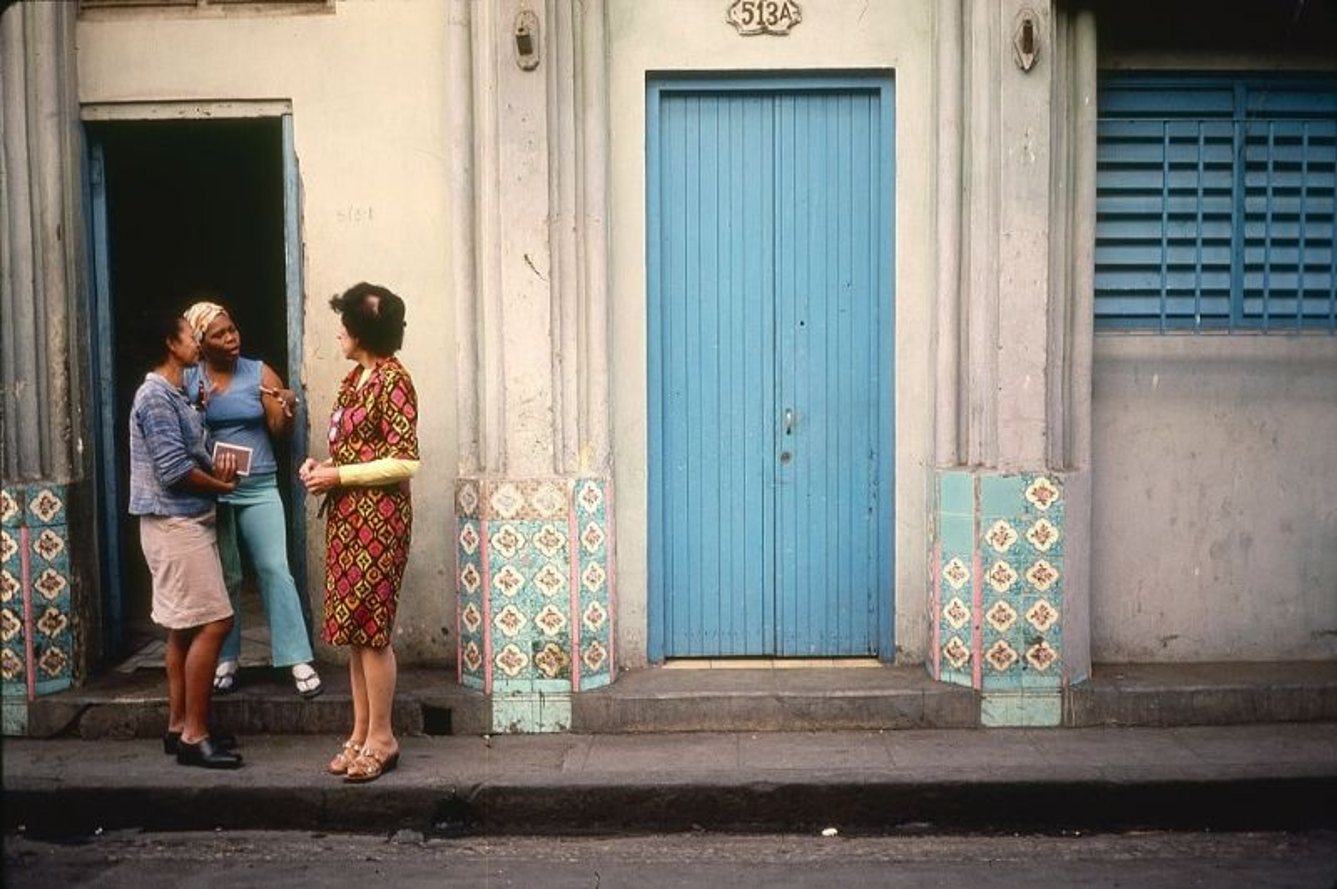Lang ngam cuoc song thanh binh o Cuba nam 1983-Hinh-8