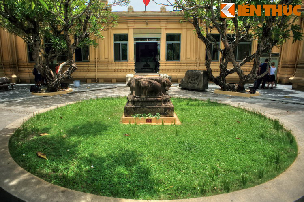 Bao tang duoc bao ve nghiem ngat nhat thoi chien tranh Viet Nam-Hinh-4