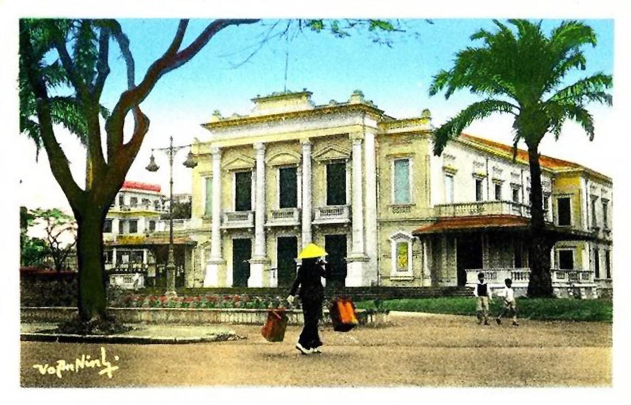 Boi hoi ngam Hai Phong xua qua ong kinh Vo An Ninh