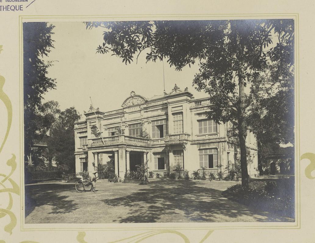 Tuyet dep kien truc Cho Lon 1909 trong album anh cua F. Drouhet-Hinh-2