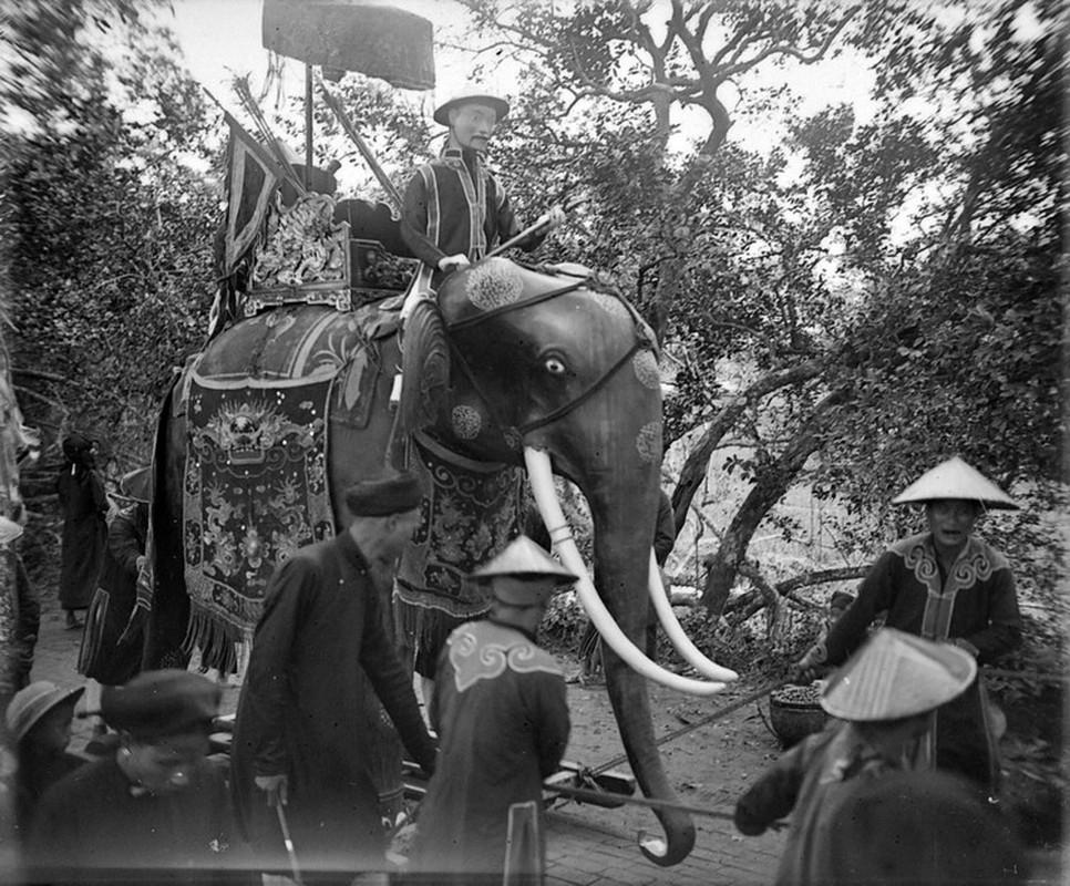 Hinh doc ve le hoi den Voi Phuc nam 1928-Hinh-10