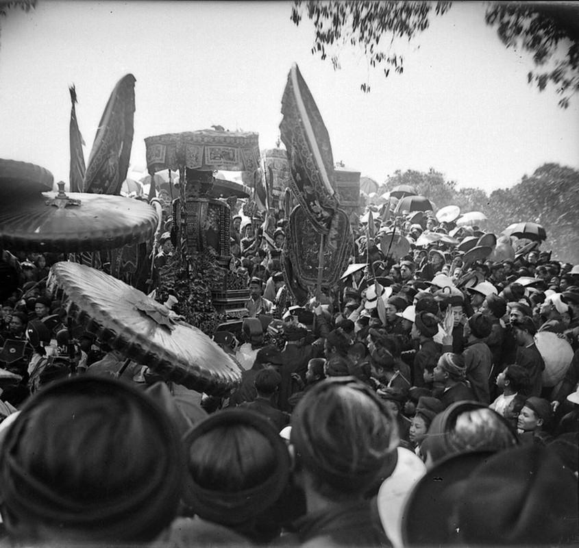 Hinh doc ve le hoi den Voi Phuc nam 1928-Hinh-14