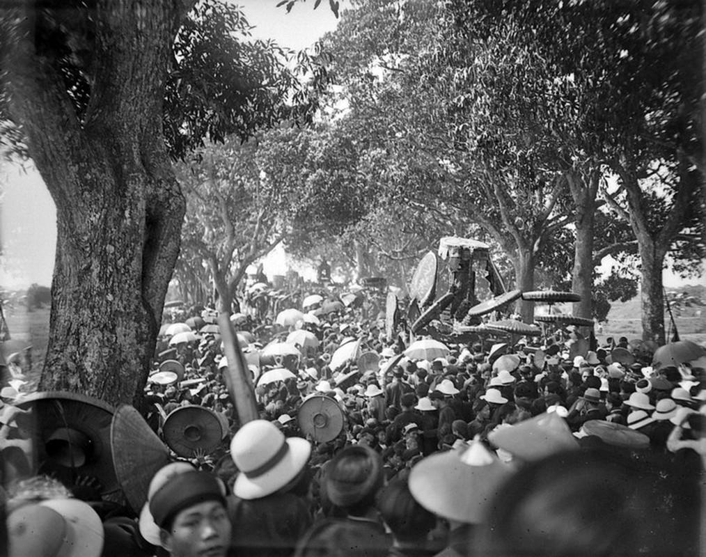 Hinh doc ve le hoi den Voi Phuc nam 1928-Hinh-15